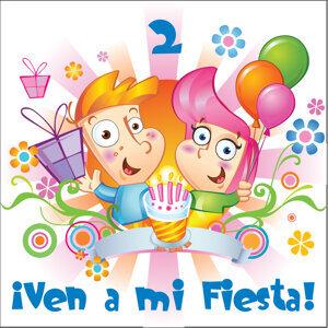 Ven a Mi Fiesta, Vol. 2