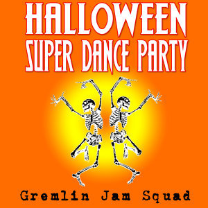 Halloween Super Dance Party