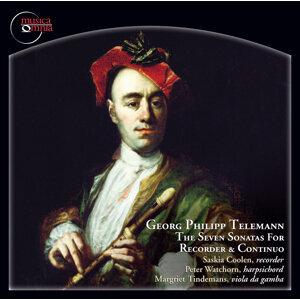 Telemann: The Seven Sonatas for Recorder & Continuo