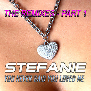 You Never Said You Loved Me - The Remixes - Part 1