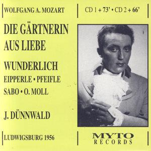 Wolfgang Amadeus Mozart: Die Gärtnerin Aus Liebe