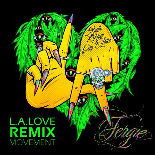 L.A.LOVE (la la) - Remix Movement