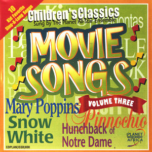 Children's Classics: Movie Songs, Vol. 3