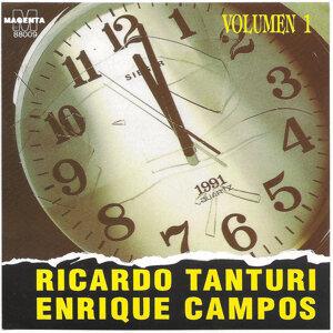 Ricardo Tanturi - Enrique campos Vol 1