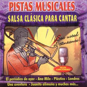 Pistas Musicales - Salsa Clásica Para Cantar