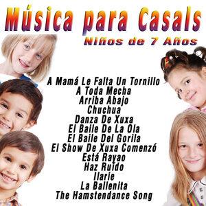 Música para Casals: Niños de 7 Años