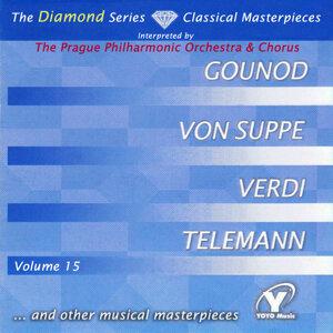 The Diamond Series: Volume 15