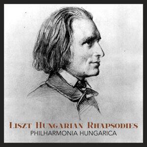 Liszt Hungarian Rhapsodies
