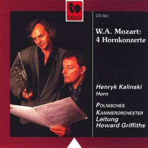 Wolfgang Amadeus Mozart: 4 Hornkonzerte KV 495, 447, 412, 417