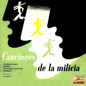 "Vintage World Nº 62 - EPs Collectors, ""Canciones De La Milicia"""""