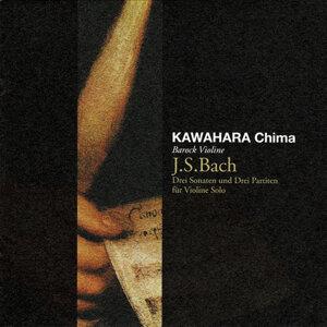 Bach: Drei Sonaten und Drei Partiten fur Violine Solo vol.1