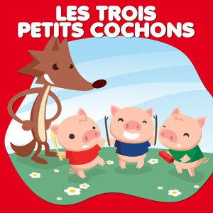 Les Trois Petits Cochons — Contes De Fées Et Histoires Pour Les Enfants