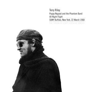Poppy Nogood and the Phantom Band All Night Flight: SUNY Buffalo, New York, 22 March 1968