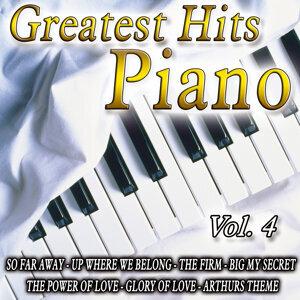 Greatest Hits Piano Vol.4