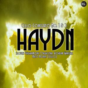 Haydn: Cello Concerto No. 1 & 2