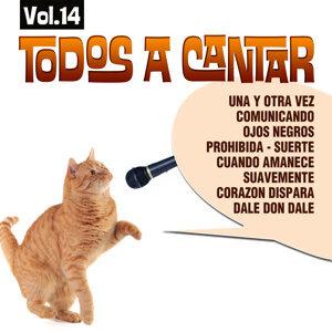 Todos A Cantar Vol. 14