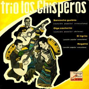 """Vintage World Nº 34- EPs Collectors """"Canciones Populares De Venezuela Y Chile"""""""