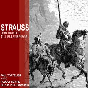 Strauss: Don Quixonte; Till Eulenspiegel