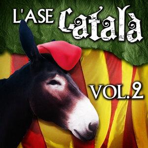 L'Ase Català. Cançons De Les Nostres Arrels. Vol.2