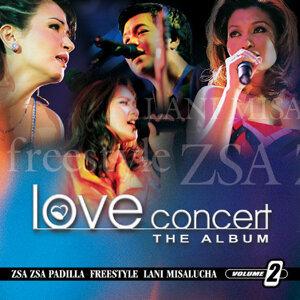 Love Concert The Album Vol. 2