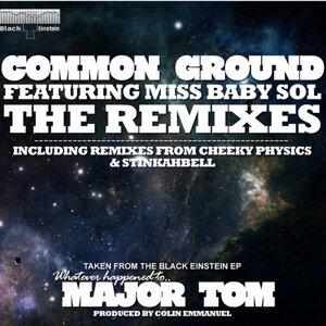 Common Ground - The Remixes