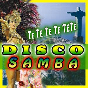 Disco Samba. Batukadas do Brasil