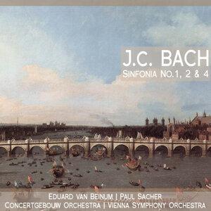 Bach: Sinfonia No. 1, No. 2 and No. 4