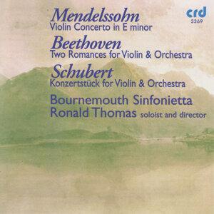 Mendelssohn / Beethoven / Schubert