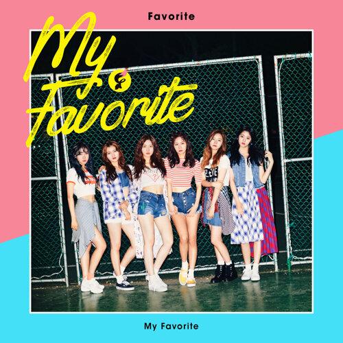 The 1st MINI ALBUM (My Favorite)
