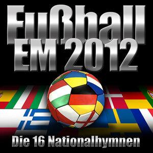 EM 2012 - Die 16 Nationalhymnen