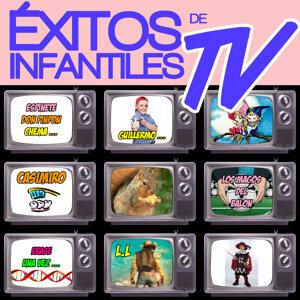 18 Canciones. Éxitos Infantiles De Television Para Los Niños