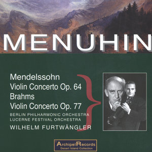 Menuhin Plays Violin Concertos