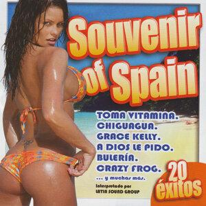 Souvenir of Spain