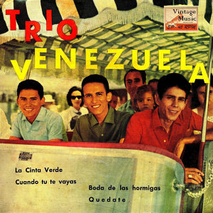 "Vintage Pop Nº 79 - EPs Collectors, ""Trio Venezuela"""