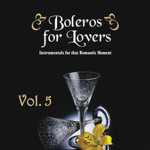 Boleros for Lovers Volume 5