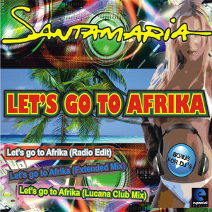 Let's Go To Afrika