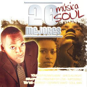 20 Mejores Canciones De Música Soul Vol. 3 (The Best 20 Soul Music Songs)