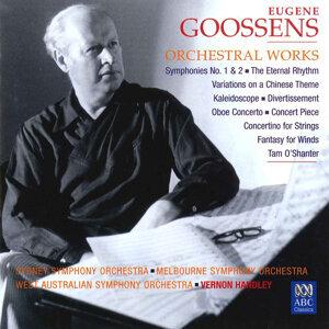 Eugene Goossens: Orchestral Works