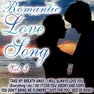 Romantic Love Songs Vol.3