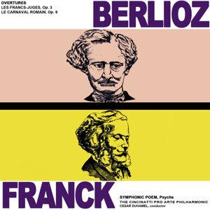 Berlioz Overtures / Franck Symphonic Poem
