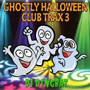 Ghostly Halloween Club Trax 3