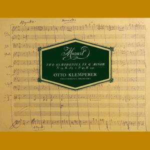 Mozart 2 Symphonies In G Minor