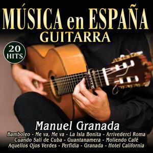 Guitarra. Música de España