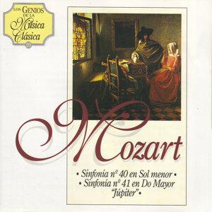 Sinfonías nº40 y nº41 de Mozart