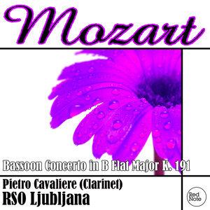 Mozart: Bassoon Concerto in B Flat Major K. 191
