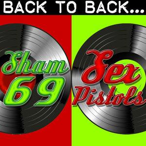 Back To Back: Sham 69 & Sex Pistols