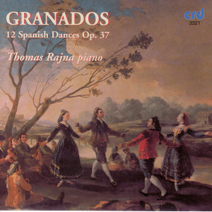 Granados: 12 Spanish Dances op.37
