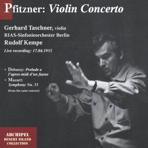 Pfitzner: Violin Concerto