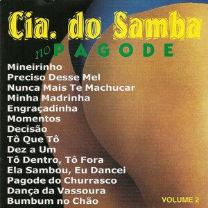 No Pagode Vol. 2