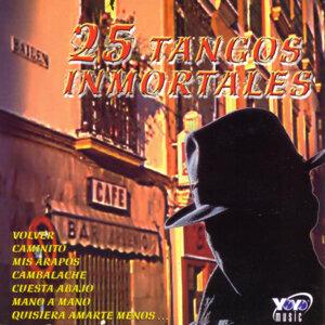 25 Tangos Inmortales